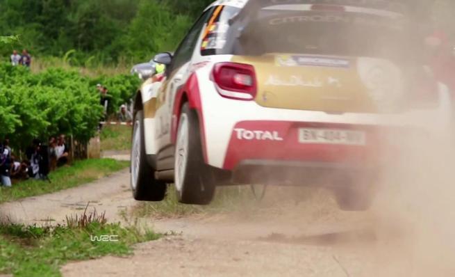 Resumen Rally de Francia del WRC 2013