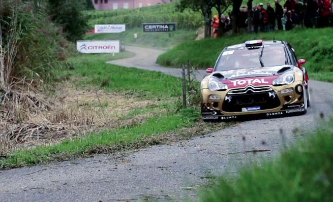 Highlights Rally de Francia 2013 - Citroën WRT