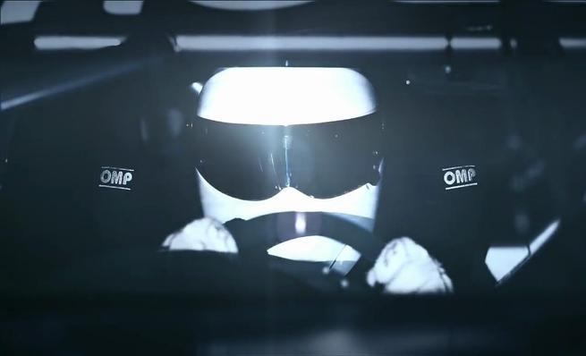 Stig, un V8 Supercars y un reto de Forza 5