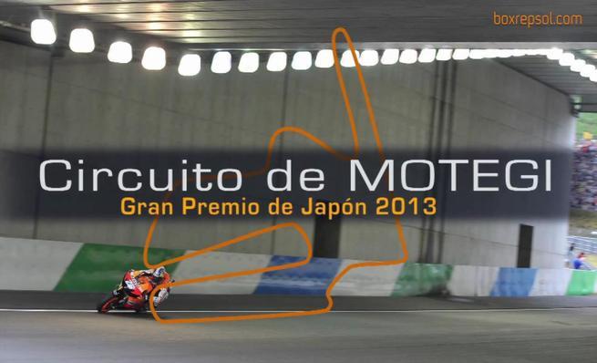 Previo GP Japón 2013 MotoGP - Dani Pedrosa