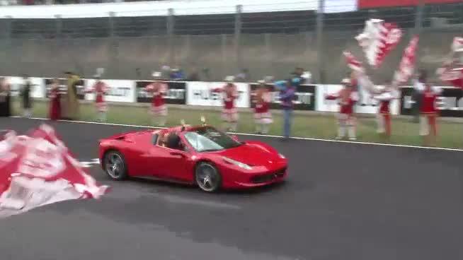Finales Mundiales de Ferrari 2011