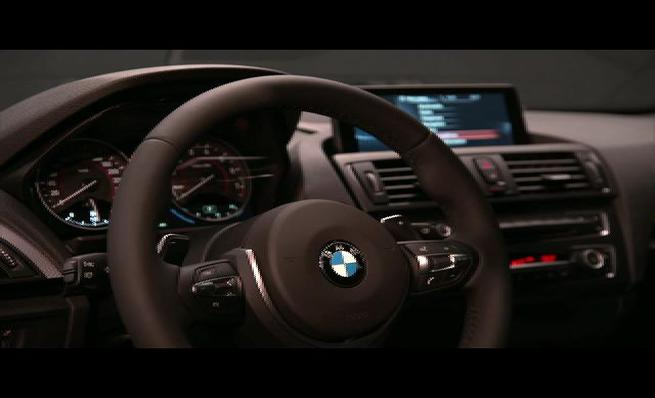 Nuevo BMW M235i: Interior
