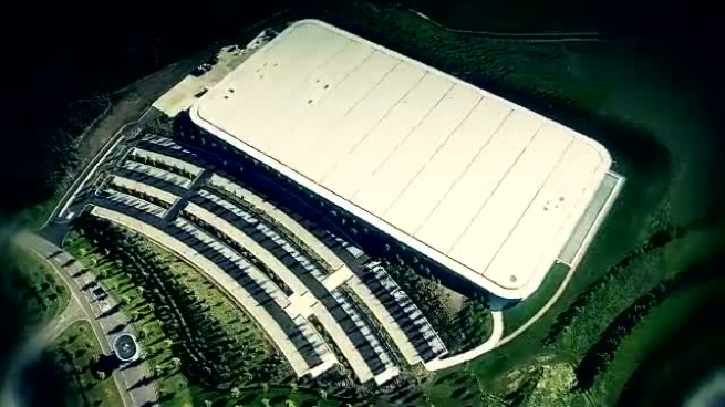 McLaren presenta su nuevo Production Centre