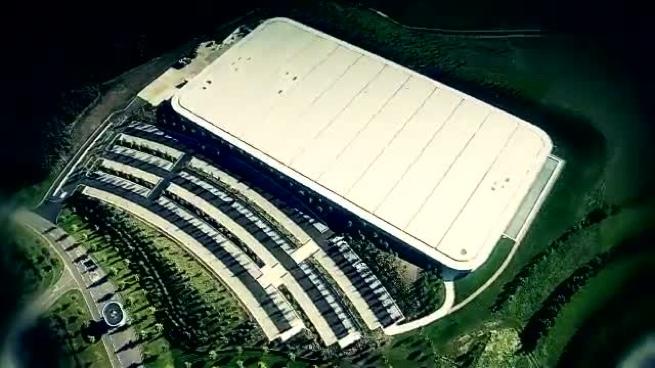 McLaren presenta su nuevo Production Centre