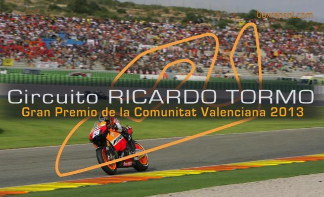 Previo GP Valencia 2013 MotoGP - Marc Márquez