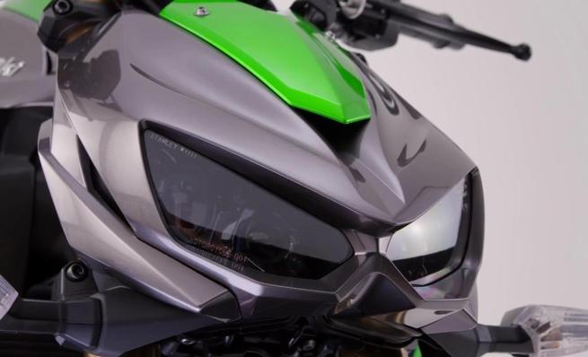 Presentación Kawasaki Z1000
