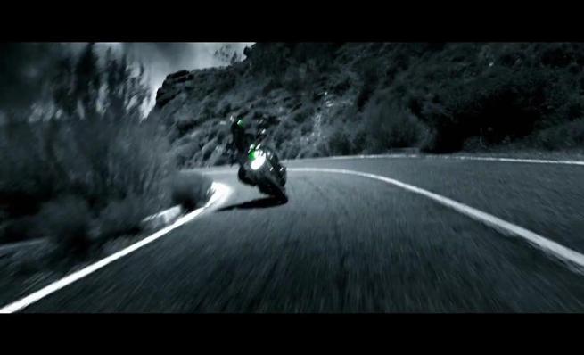 Presentación en el ECIMA de la Kawasaki Z1000