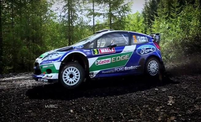 Previo 69º edición Rally de Gales Gran Bretaña