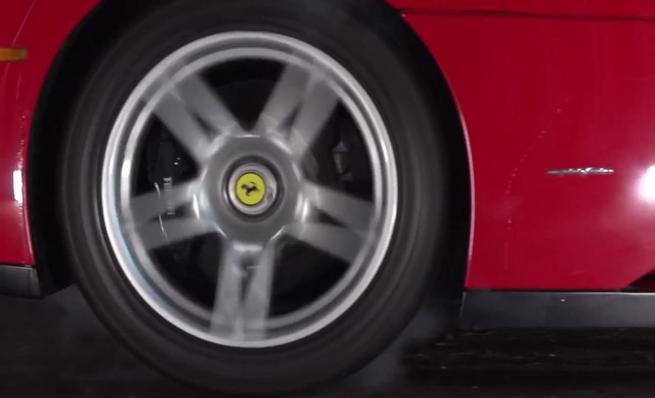 Ferrari Enzo de TaxTheRich100 en slow motion
