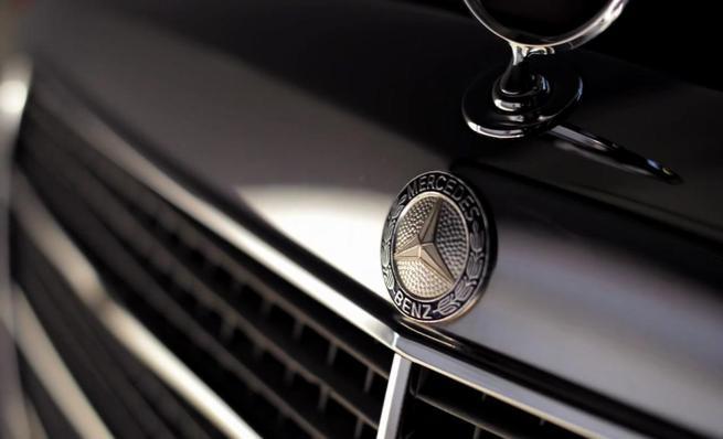 Conoce el Mercedes-Benz Clase S de Nelson Mandela