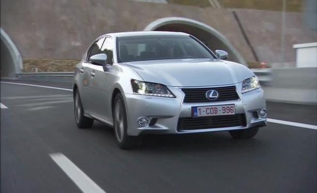 Nueva serie GS de Lexus