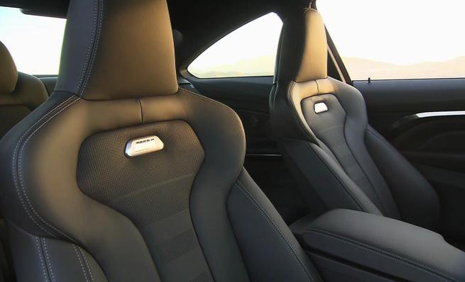 Nuevo BMW M4: Interior