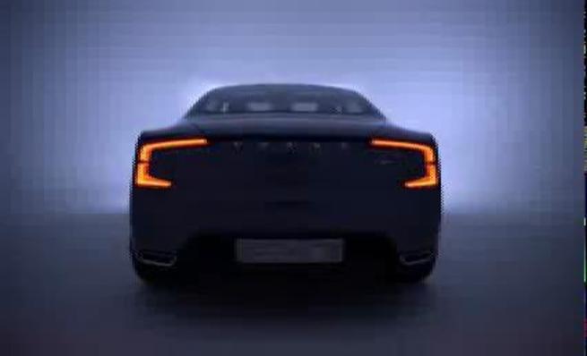 Volvo Concept Coupé 2014, impresiones.
