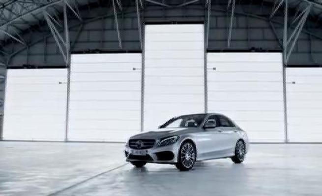 Mercedes-Benz Clase-C 2014, presentación