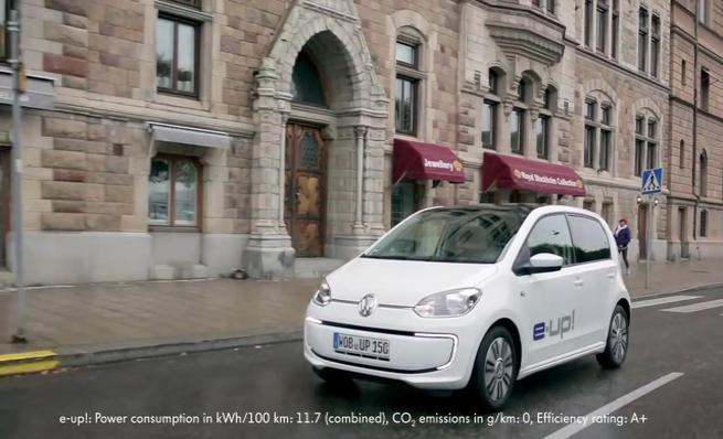 Volkswagen e-Up & Beat Box