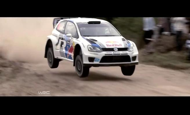 Lo más espectacular del WRC 2013 en video