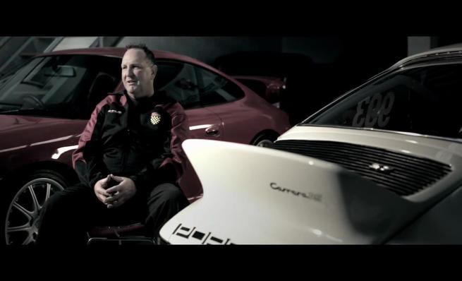 Presentación Porsche 911SC Group 4
