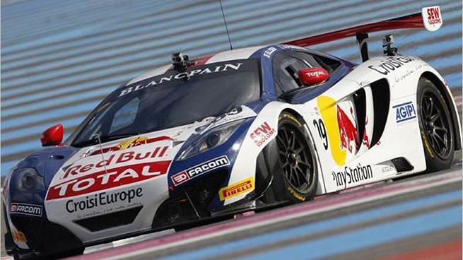 Las mejores imágenes de las FIA GT Series 2013