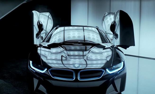 BMW i8 en detalle