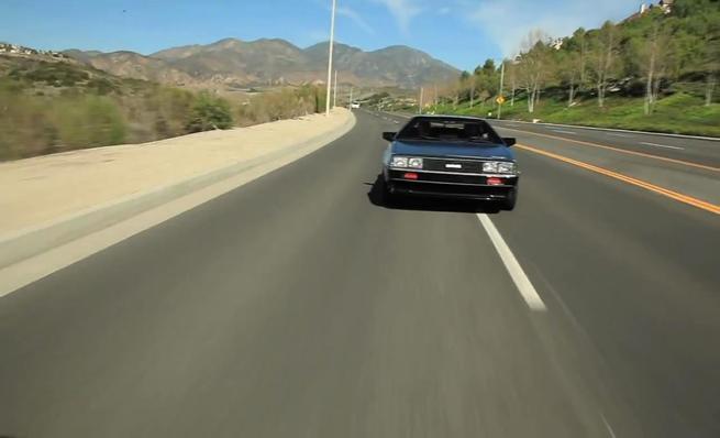 El DeLorean más potente del mundo