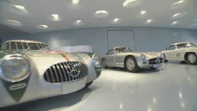 60 aniversario del Mercedes-Benz SL