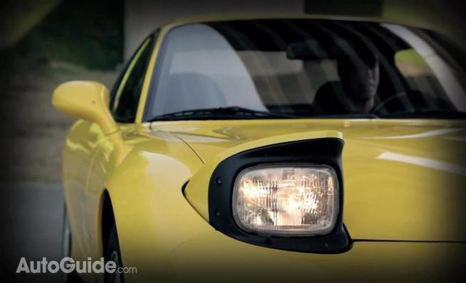 Tercera generación del Mazda RX-7