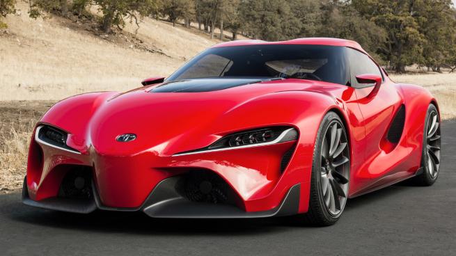 La propuesta más radical de Toyota se llama FT-1