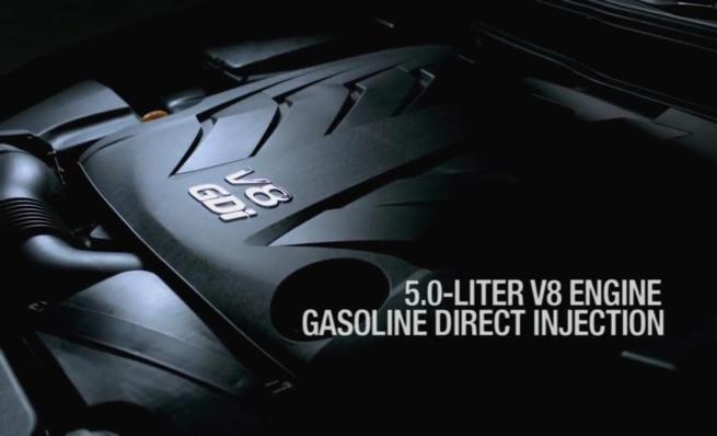 Hyundai Genesis, vídeo promocional de lanzamiento