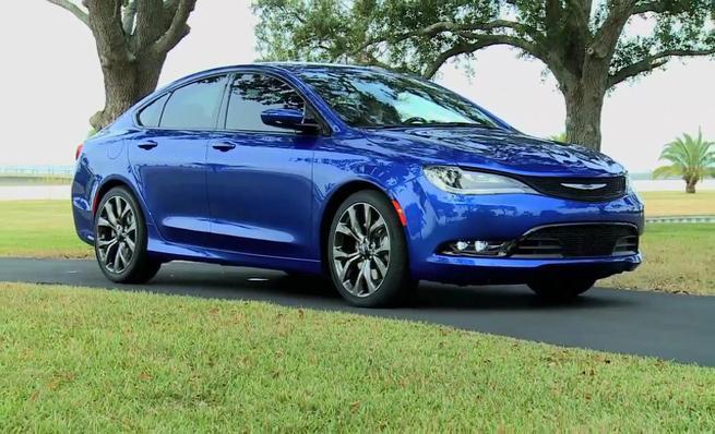 Nuevo Chrysler 200S