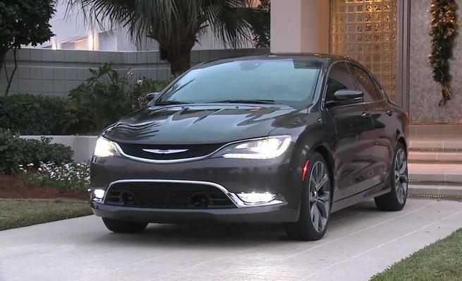 Nuevo Chrysler 200C