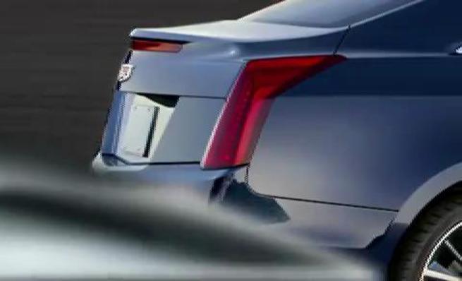 Así es el nuevo Cadillac ATS Coupé