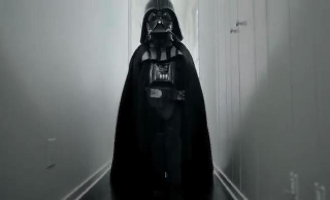 Darth Vader+Volkswagen Passat, comercial versión USA