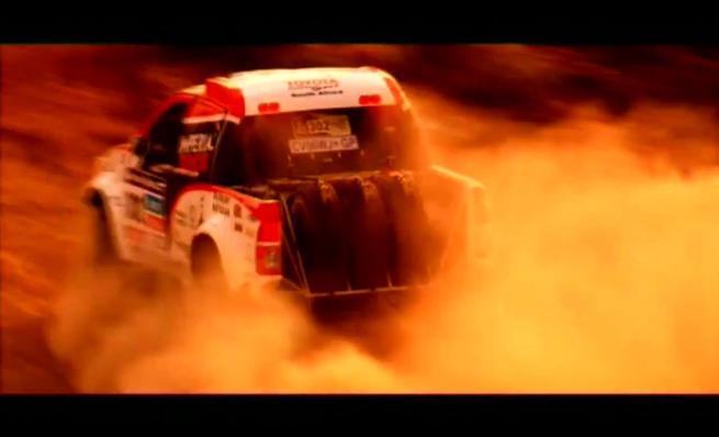 Lo mejor del Dakar 2014 en coches