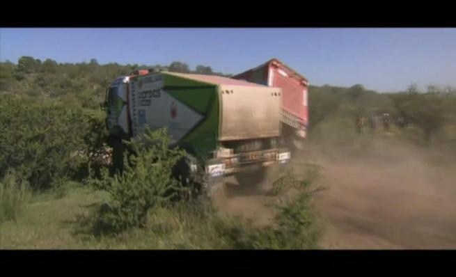 Lo mejor del Dakar 2014 en camiones