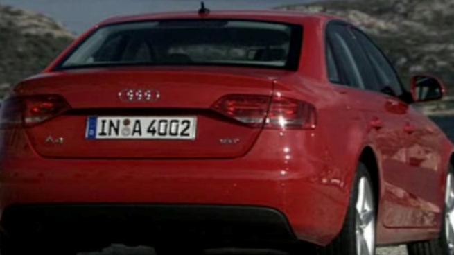Presentación Audi A4
