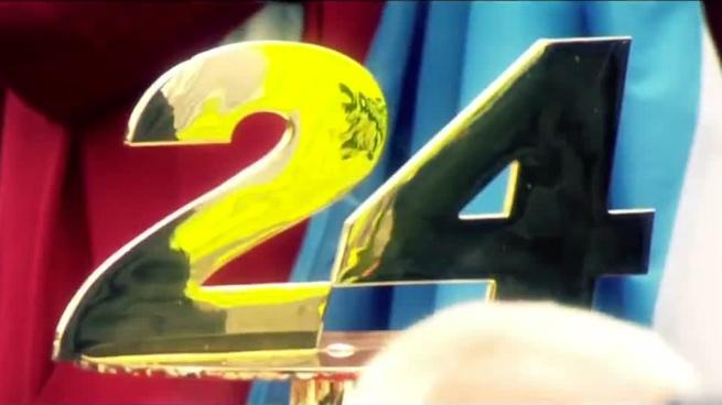 24 horas de Le Mans 2012, calentando motores