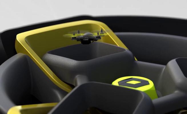 Teaser nuevo concept de Renault para Delhi