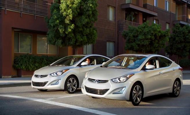 Anuncio Hyundai en la Superbowl XLVIII