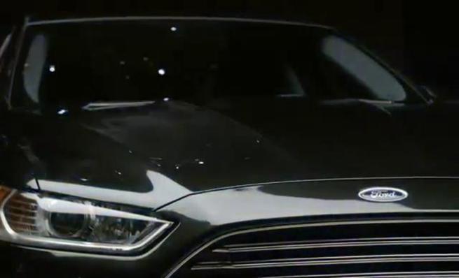 Anuncio Ford en la Superbowl XLVIII