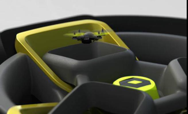 Renault presenta el nuevo KWID Concept