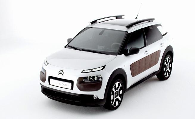 Citroën C4 Cactus , presentación