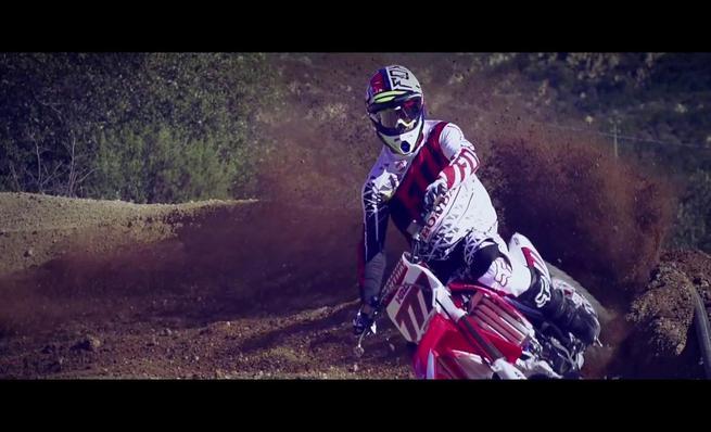 Honda presenta el equipo de MXGP 2014