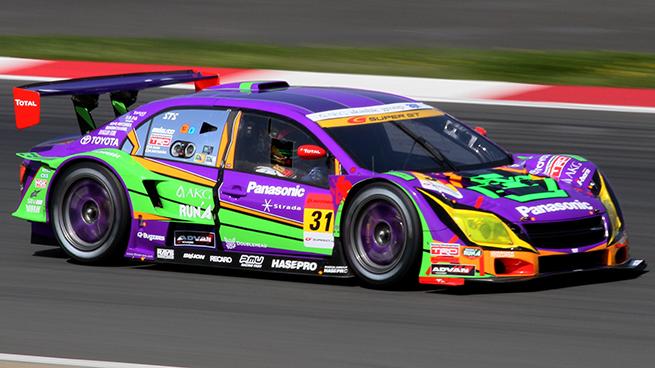 Así será el Super GT japonés en 2014