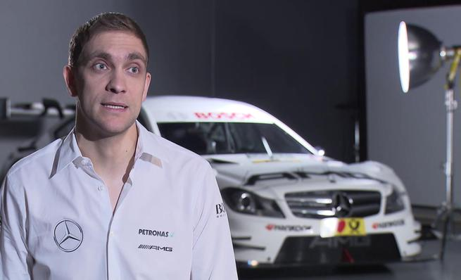 Vitaly Petrov ficha por Mercedes para el DTM