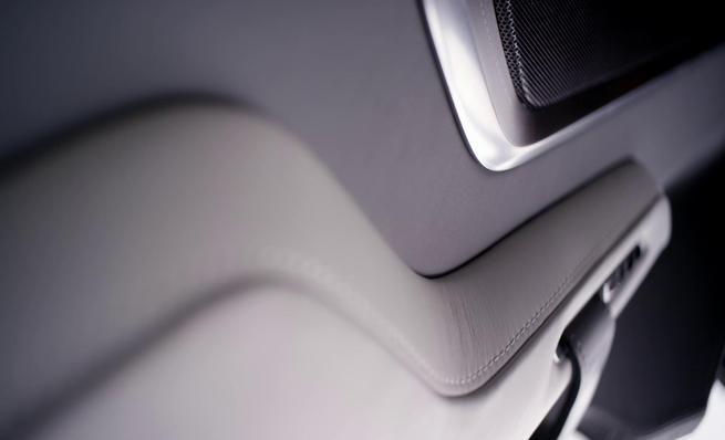 Volvo Concept Estate 2014, detalles de interior