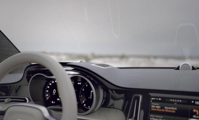 Volvo Concept Estate 2014, exterior