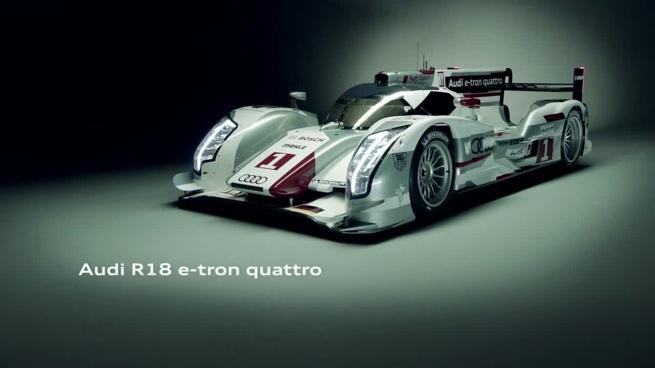 Audi e-tron quattro presentado en un espectacular vídeo