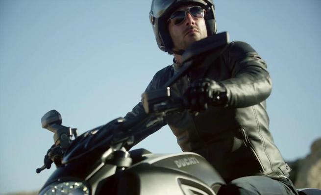 Presentación Ducati Diavel 2014