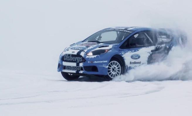 OlsbergMSE realiza un test en Suecia