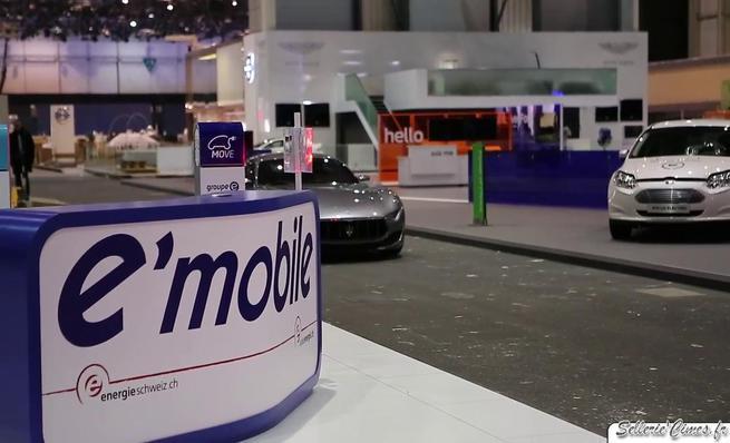 Desmontando Ginebra 2014: Maserati Alfieri concept